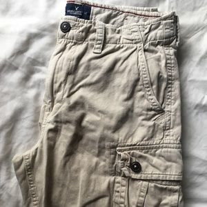 AE Cargo Shorts American Eagle Outfitters Size 33